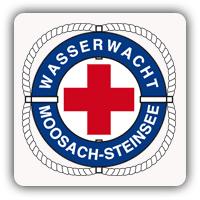 Wasserwacht Logo für den Steinsee