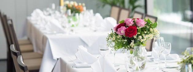Hochzeitsfeier im Restaurant Steinsee bei München